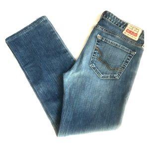 Big Star Vintage Denim Sugar Straight Cut Jeans 30